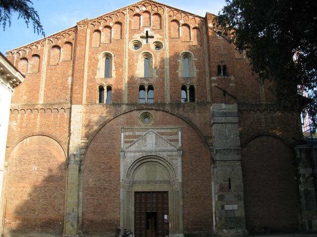La Basilica di San Pietro in Ciel d'Oro
