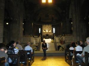 Visita guidata alle memorie agostiniane