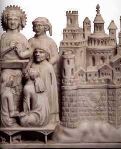 Agostino insegna a Roma