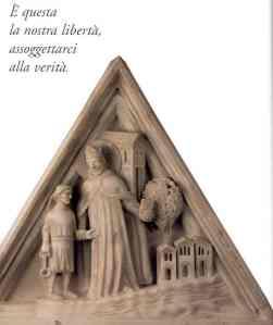 Agostino riporta un prigioniero alla sua casa