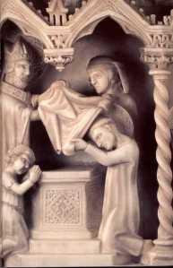Il battesimo di sant'Agostino
