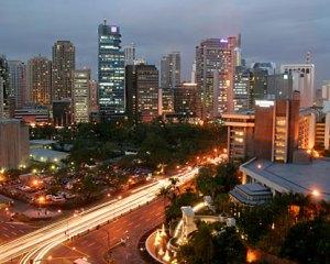 La capitale delle Filippine, Manila (da Internet)