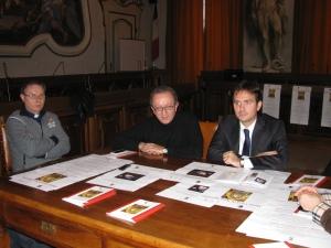 Conferenza stampa di presentazione degli avvenimenti di novembre 2010