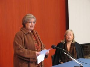 Maria Teresa Mazzilli, Susanna Zatti