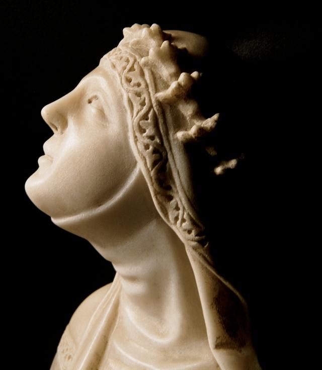 Arca di Sant'Agostino, la Speranza