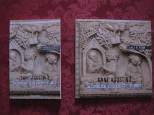 """Catalogo mostra """"Sant'Agostino. Si conosce solo ciò che si ama"""""""