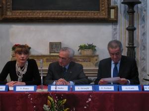 Renata Crotti, Angiolino Stella, Lorenzo Ornaghi