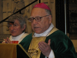 Mons. Giovanni Scanavino, vescovo di Orvieto-Todi