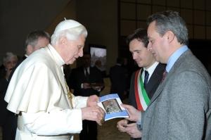 S.S. Benedetto XVI, Alessandro Cattaneo, Antonello Sacchi