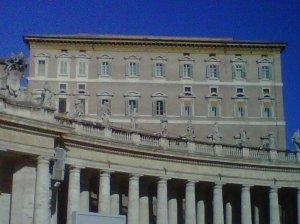 Vaticano, Palazzo Apostolico