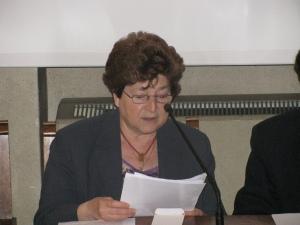 Lectio Augustini 2011, Matilde Cattabiano