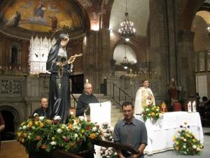 Festa di Santa Rita 2011, in attesa della processione