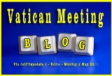 Vatican Meeting Blog