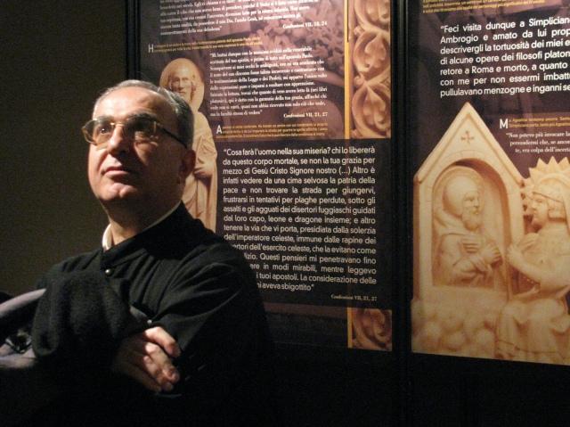 Padre Giustino Casciano