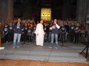 Cristo Uomo Nuovo in Basilica di San Pietro in Ciel d'Oro