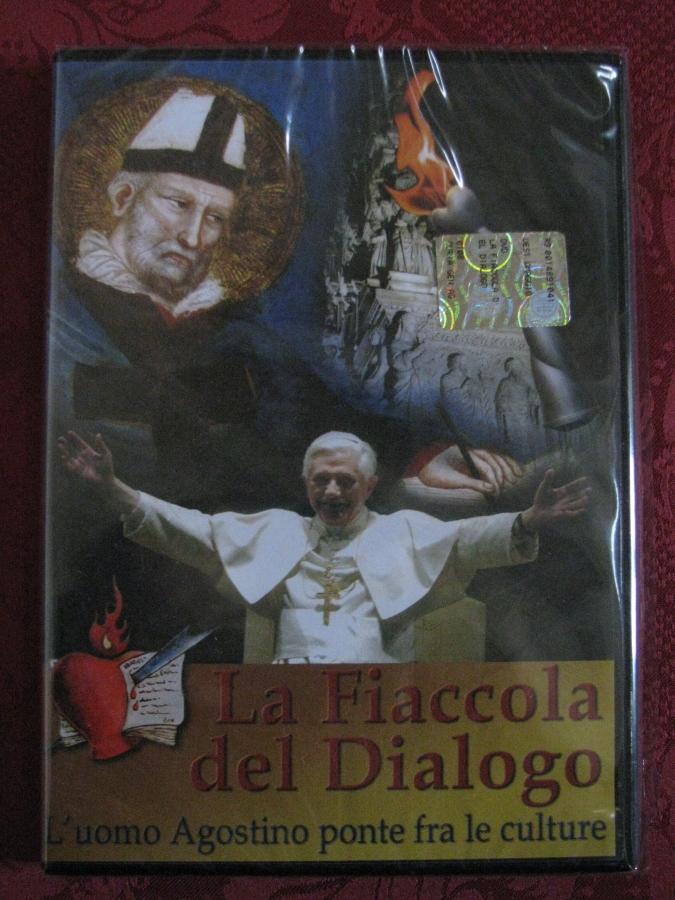 La Fiaccola del dialogo - Il Papa a Pavia