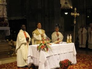 Padre Abel Kavunu, Padre Luciano De Michieli, Padre Giovanni Lenzi