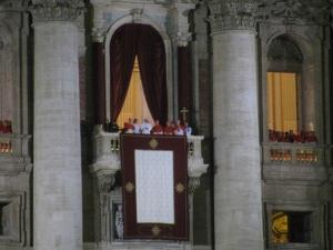 Papa Francesco, elezione, 13 marzo 2013