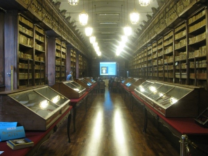 Salone Teresiano, inaugurazione mostra dedicata a Sant'Agostino