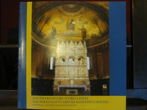 Atti dei Convegni storico-artistici sulla Basilica di San Pietro in Ciel d'Oro