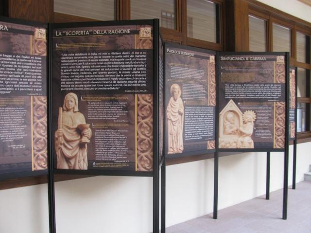 Mostra Sant'Agostino (foto di repertorio)