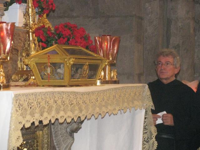 Padre Giovanni Lenzi - Festa di Sant'Agostino 2014