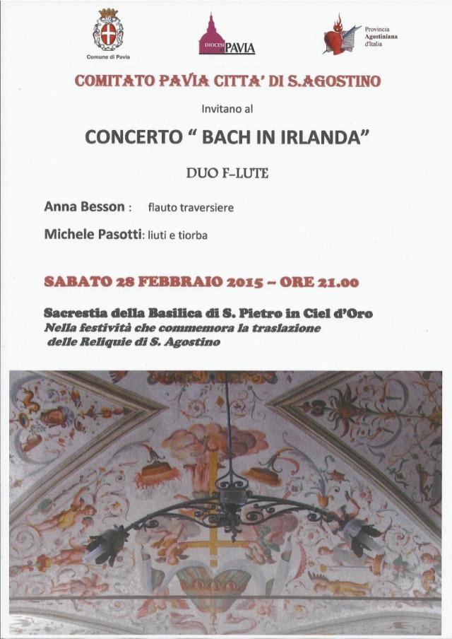 Concerto 28 febbraio 2015