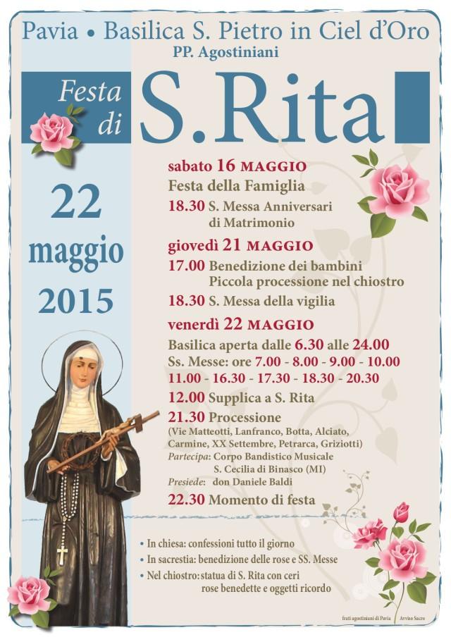 Festa di Santa Rita 2015