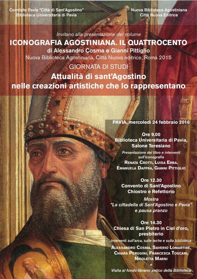 Sant'Agostino nell'arte
