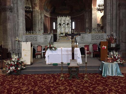 Altare di San Pietro in Ciel d'Oro