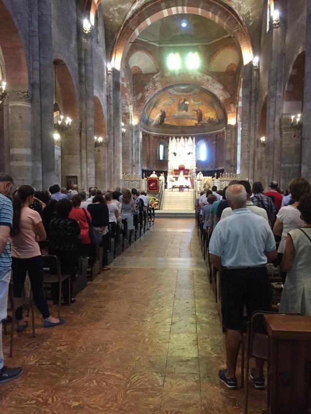 (foto di repertorio) Festa di Sant'Agostino 2016