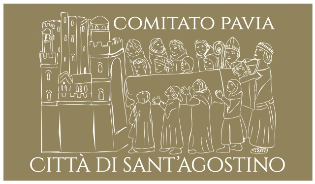 Logo Comitato Pavia Città di Sant'Agostino