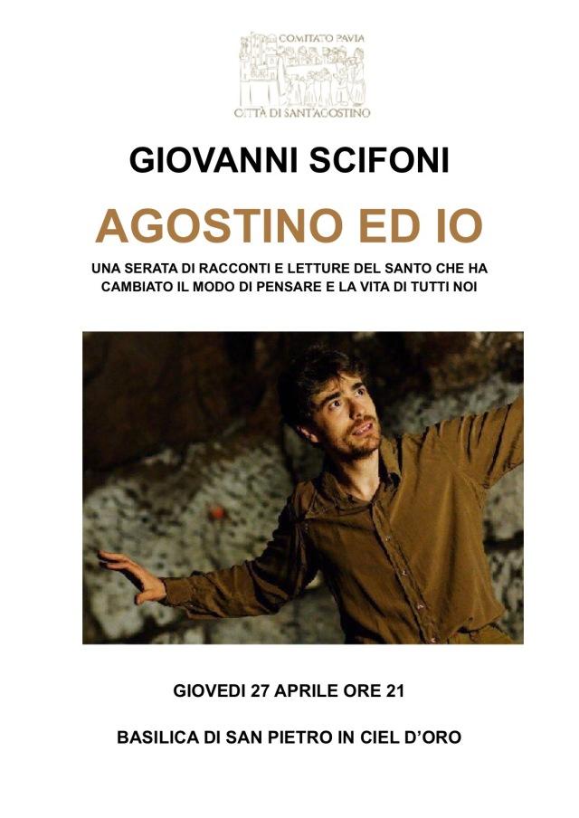 Giovanni Scifoni - Agostino ed io