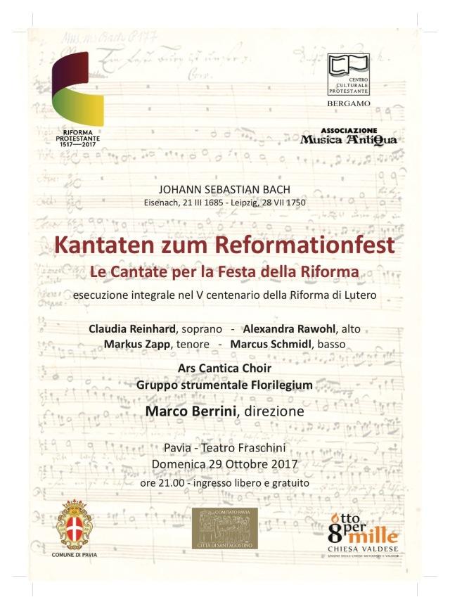 Concerto Le Cantate di J.S.Bach